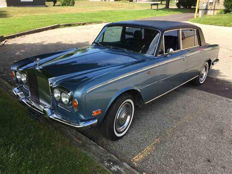 Rolls Royce Michigan by 1972 Rolls Royce Silver Shadow For Sale Classiccars