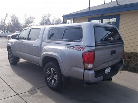 Toyota Tacoma Shell by 2017 Tacoma Are Cx Series Suburban Toppers