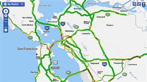 san francisco traffic map michigan map