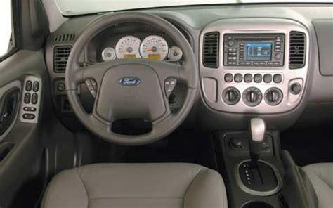 ford escape hybrid fuel economy engine horsepower