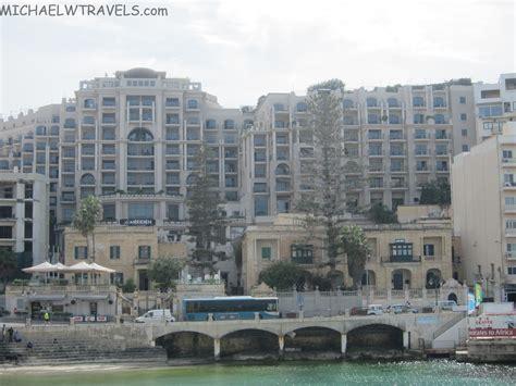 le meridien st julians bay malta hotel review le meridien st julians malta michael w travels