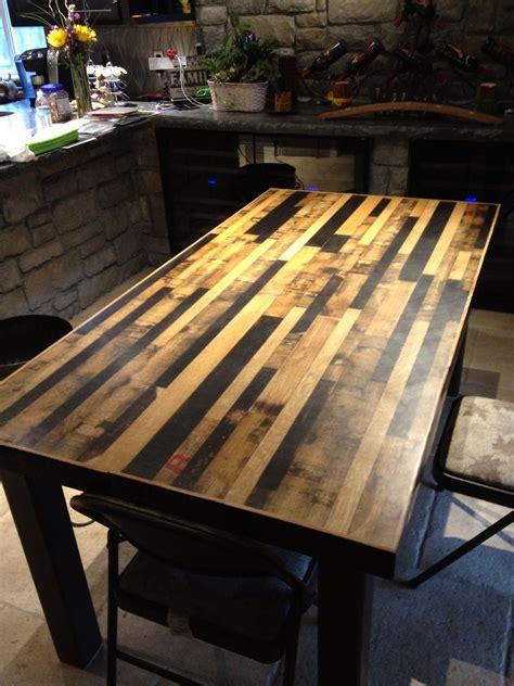 bourbon barrel table wine barrel crafts bourbon barrel