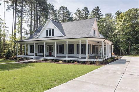 farmhouse plan home white farmhouse southern living and southern