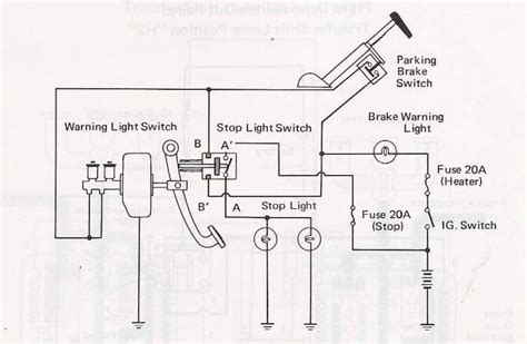Brake Warning Light Switch Diagram by Electrical Problems 99 Solved Ih8mud Forum