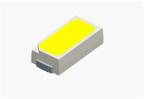 High Cri 3014 Mini Smd Led Diode / Heat Emitting Diode For