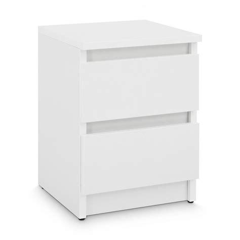 Kleiner Nachttisch Weiß by Nachttische