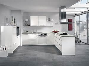 Hochglanz Weiß Küche : hochglanz k che ~ Michelbontemps.com Haus und Dekorationen