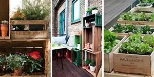 22 diy pour decorer votre exterieur marie claire With amenager une terrasse exterieure 11 amenagement exterieur jardin colmar terrasse bois cloture
