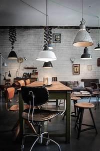 Vintage Industrial Möbel : die besten 25 vintage industrial m bel ideen auf pinterest konferenztisch design ~ Markanthonyermac.com Haus und Dekorationen