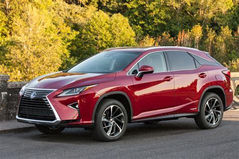 lexus slashes price   rx  hybrid news carscom