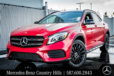 See its design, performance and technology features, as my mercedes me id. Mercedes-Benz Country Hills | New 2020 Mercedes-Benz GLA GLA 250 for sale - $50405.25