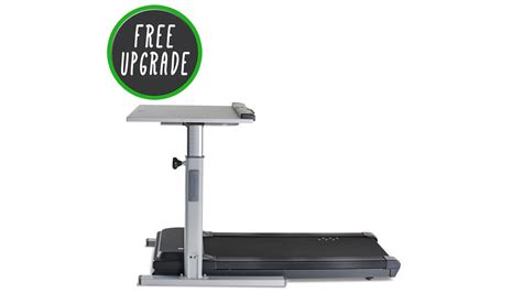 modern lifespan manual height adjustable treadmill desk