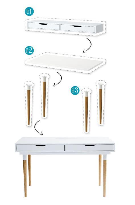 U Shaped Desk Ikea Hack by Best 25 Ikea Desk Ideas On Desks Ikea Ikea