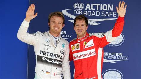 Rosbergi: Kjo është dobësia më e madhe e Vettelit - Epoka e Re