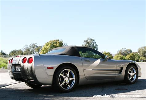 2001 Chevrolet Corvette Convertible by Classic Showcase