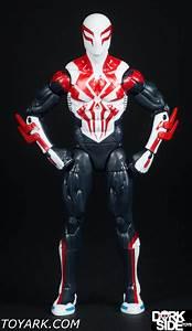Marvel Legends Spider-Man 2099 Photo Shoot - The Toyark - News
