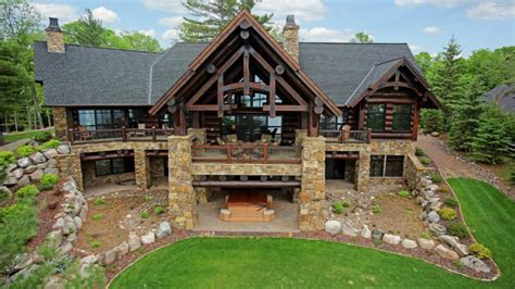 Living On A Boat In Minnesota by 13 Most Expensive Minnesota Cabins Getaway Lake Homes