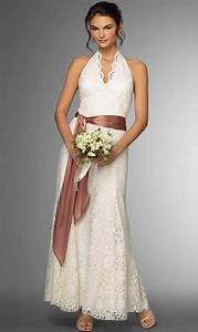 wedding dress color for second marriage weddingpluspluscom With wedding dress for second wedding