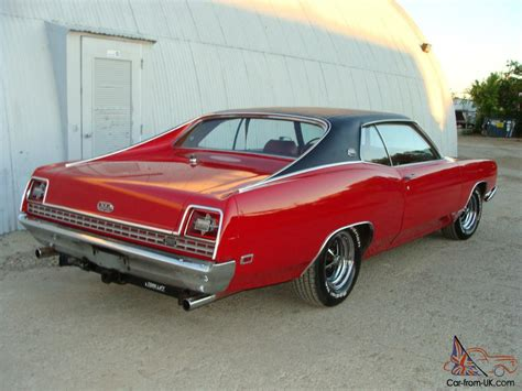1969 Ford Xl Fastback. Factory 390 . Auto