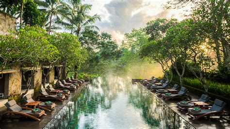 Luxury Bali Village Retreat Maya Ubud Resort And Spa