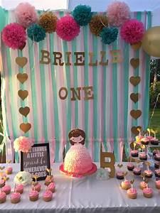 DIY cute first birthday backdrop | .:: My DIY ...
