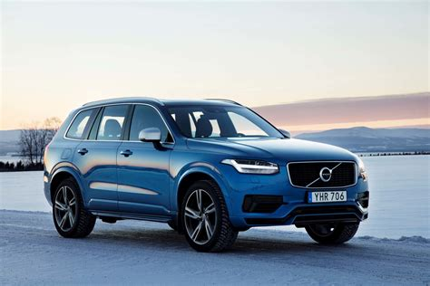 volvo vehicles 2017 volvo xc90 t8 plug in hybrid first test review
