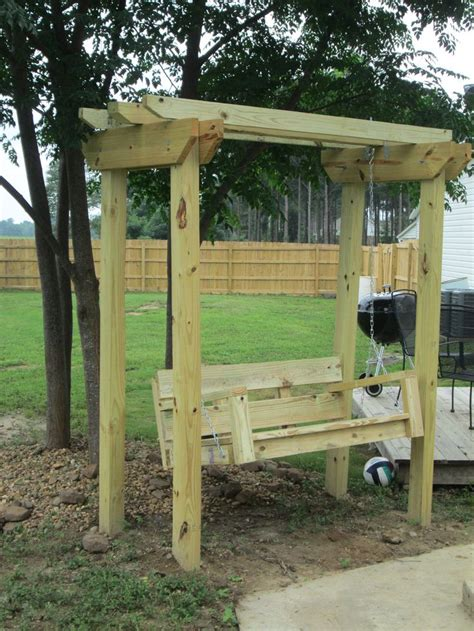 swing  arbor    home projects  ana