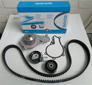 Ford Fiesta 1 4 Diesel Cambelt Timing Belt Water Pump Kit