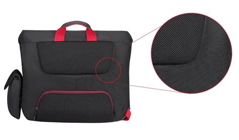 Asus R.o.g. Ranger Messenger Bag For Up To 15.6