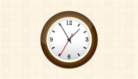 cr 233 er une horloge murale assez agr 233 able dans photoshop t 233 l 233 charger psd gratuitement