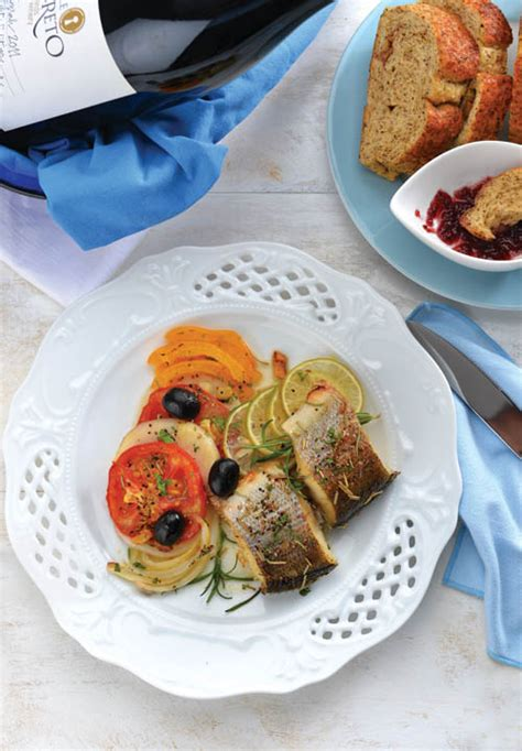 Mediterraneanstyle Grilled Fish  Vision Times