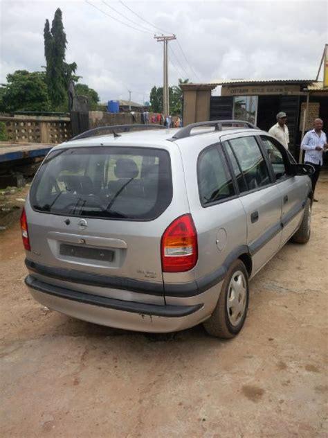 opel zafira 2002 clean tok opel zafira 2002 autos nigeria