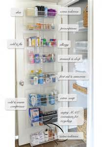 Cabinet With Doors And Shelves by Organized Bathroom Linen Closet Anyone Can Have Kelley Nan