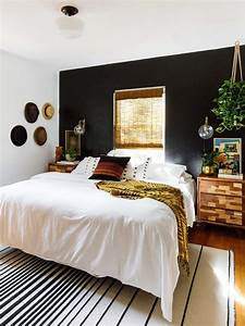 Black, Accent, Wall, Ideas, To, Make, A, Bold, Statement, In, Any, Room