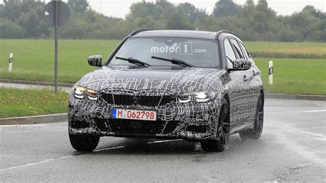 2020 Bmw 3 Series Wagon Spy Photo  Motor1com Photos