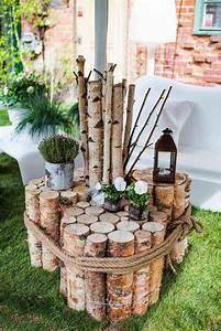 deco jardin diy idees originales et faciles avec objet de With idee de decoration de jardin