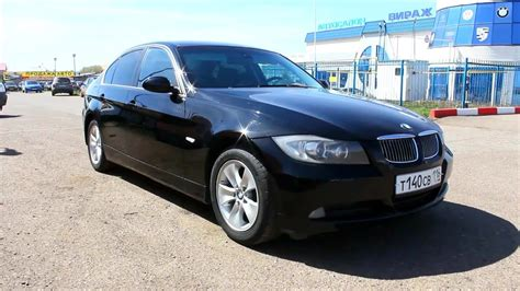 Bmw 325i by 2008 Bmw 325i E90 Start Up Engine And In Depth Tour