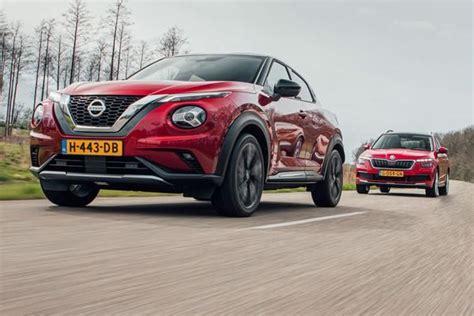 Nissan Juke vs. Skoda Kamiq - Dubbeltest   Nissan juke ...