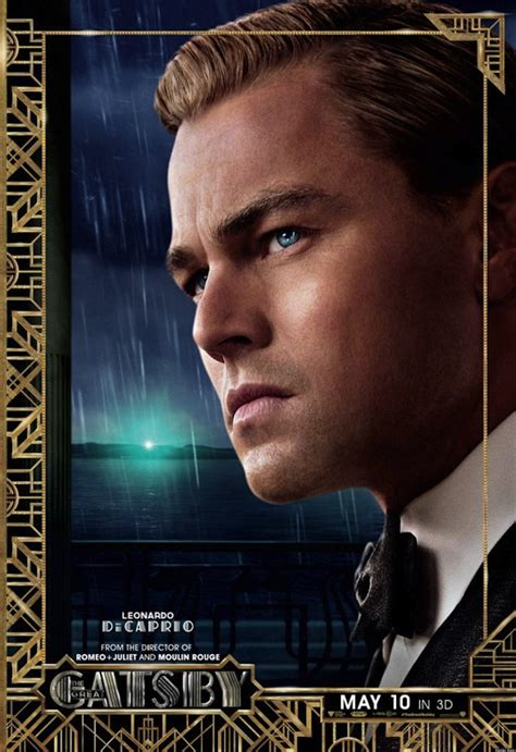 gatsby character posters