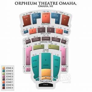 Orpheum Theatre Omaha Tickets Orpheum Theatre Omaha