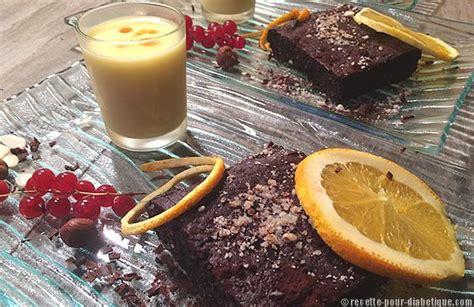 desserts sans sucre pour diabetiques brownies sans sucre ajout 233 ni farine
