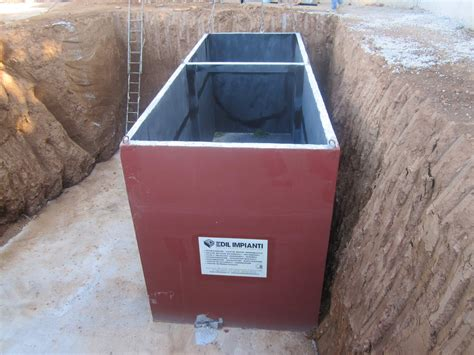 Vasche Cemento by Vasca Prefabbricata In Cemento