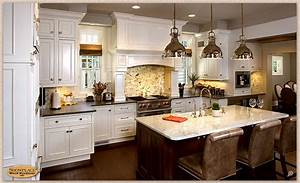 corridor kitchens north liberty cabinetry design With kitchen colors with white cabinets with custom car stickers online