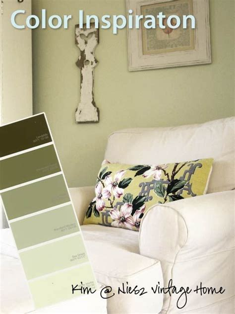 light green walls on light green bedrooms