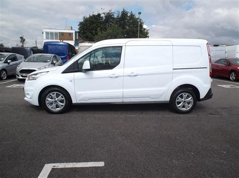 ford transit connect l2 used 2016 ford transit connect 240 l2 limited 1 5 tdci 120ps with reversing brand new and