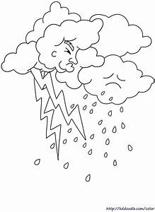 Picture Suggestion For Rain Storm Coloring Page Coloring ...