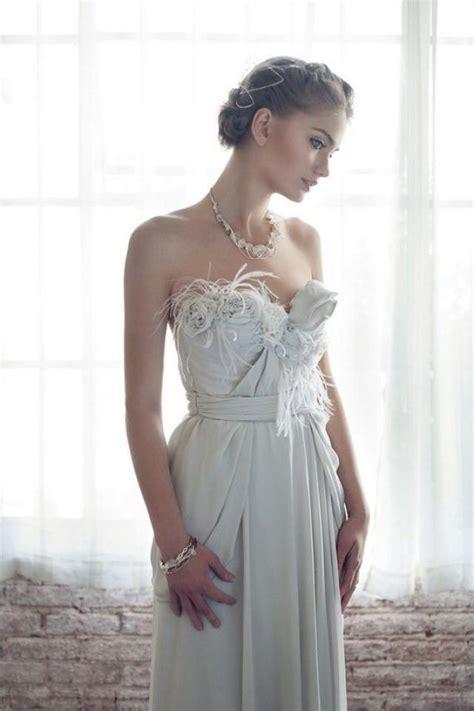 natalie m wedding dresses parisian princess silk wedding gown bohemian feather