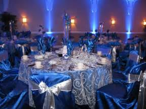 royal blue and gold wedding decorations royal blue and silver reception decor royal blue ivory white and a touch of silver
