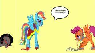 And Dash Scootaloo Rainbow Factory