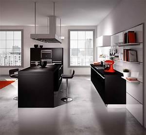 cuisine cuisine ouverte sur le salon pratique et With parquet cuisine ouverte